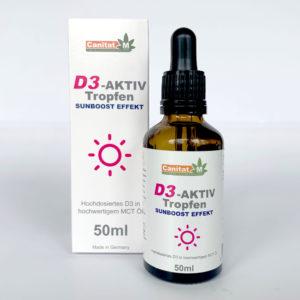 Canitat M Vitamin D3 AKTIV Tropfen