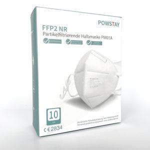 POWSTAY FFP2 Schutzmaske